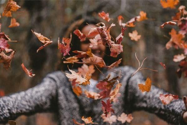 Herfst loslaten