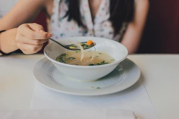 Kracht van soep