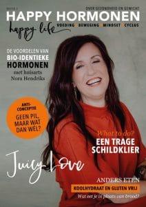 Melanie Peters - Acupunctuur voor vrouwen - Cover-Happy Hormonen