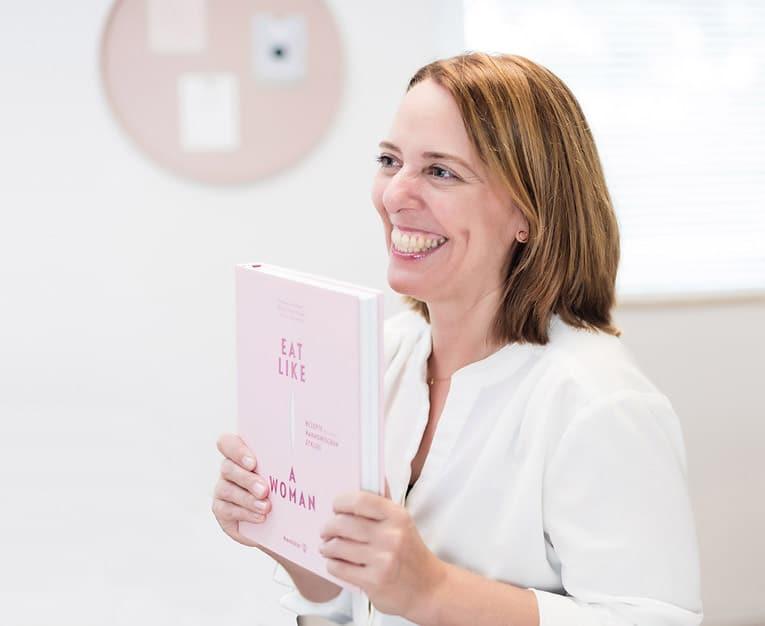 Melanie Peters - Acupunctuur voor vrouwen mobile