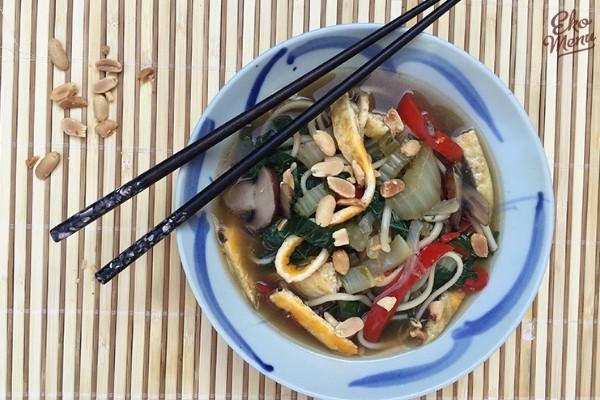 Oosterse soep